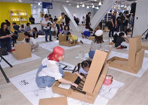 IKEA新店店,宜家家居。(圖/取自臉書)