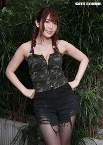 日本AV女優波多野結衣在台灣人氣居高不下。(記者邱榮吉/攝影)