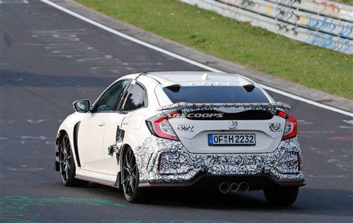 ▲Honda Civic Type R(圖/翻攝Carscoops)