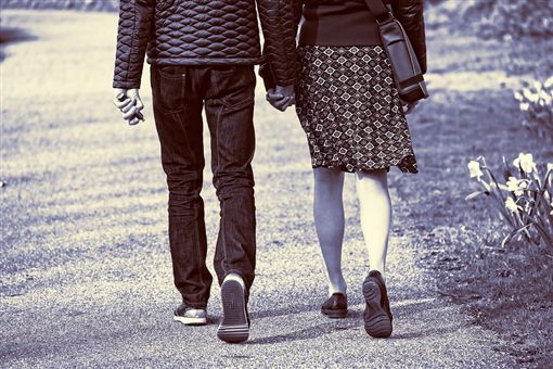 情侶。(圖/翻攝自Pixabay)
