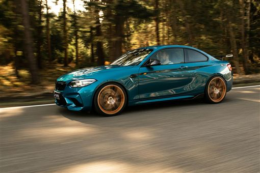 ▲BMW M2 Competition(圖/翻攝網路)