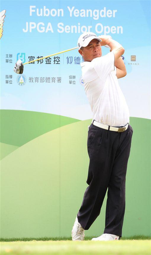 ▲台灣球員以蔡啟煌的69桿表現最佳。(圖/主辦單位提供/鍾豐榮攝影)