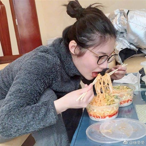 徐冬冬/翻攝自徐冬冬微博