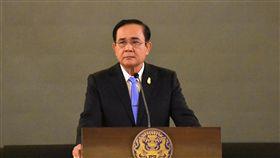 泰國總理帕拉育年度記者會說明政績泰國總理帕拉育(Prayuth Chan-o-cha)1日早上在總理府舉行年度記者會,花了2個小時向泰國媒體以及國外駐泰媒體細數他過去4年多以來的執政成績。中央社記者呂欣憓曼谷攝  108年2月1日
