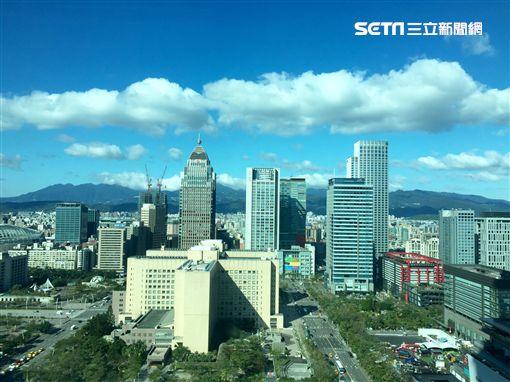 台北101的35樓滿藝廚房。(圖/記者蔡佩蓉攝影)