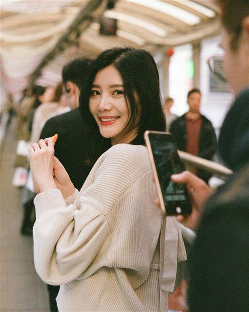 吳沚默,黃腔,馮盈盈,港姐/翻攝自吳沚默IG