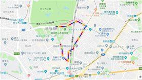 東京同志遊行 TOKYO RAINBOW PRIDE(Google Map)