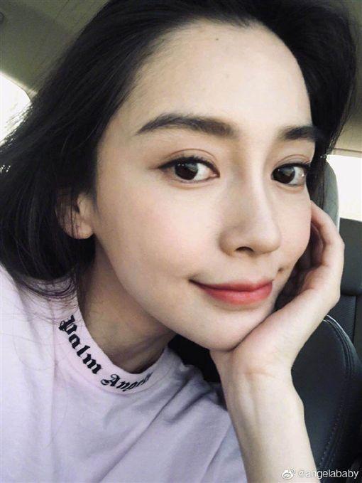 Angelababy 楊穎 (圖/微博)