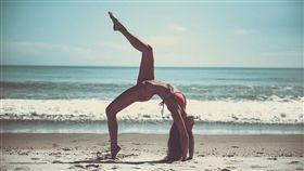 瑜珈 圖/pixabay