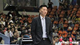 SBL富邦總教練許晉哲。(圖/記者劉家維攝影)