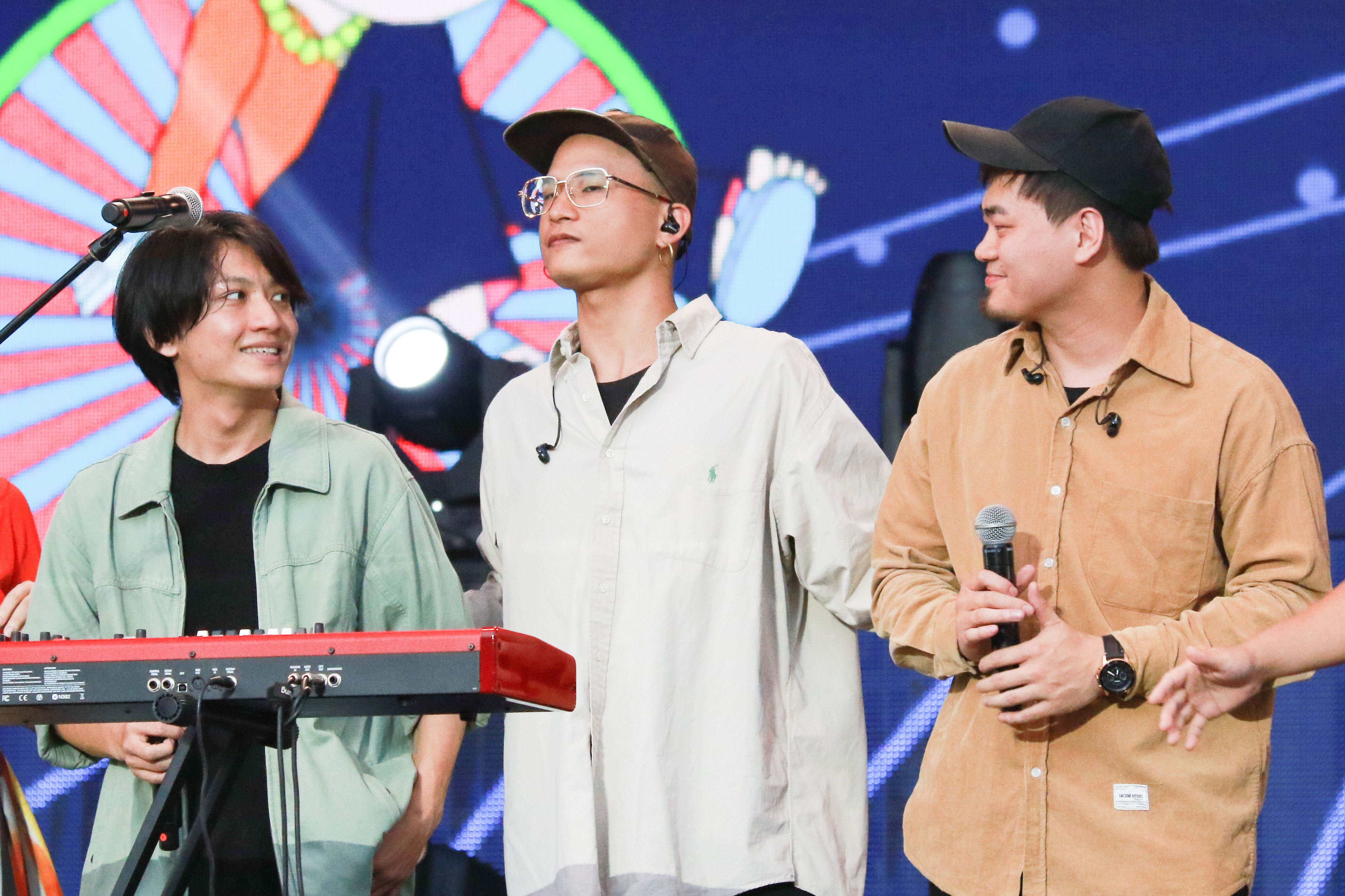 2019台潮盛典新浪潮茄子蛋演出。(記者林士傑/攝影)