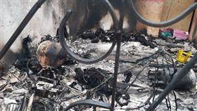 斯里蘭卡警方與極端分子駁火 15死含6童/twitter