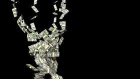 工作、財富、賺錢、錢  圖/pixabay