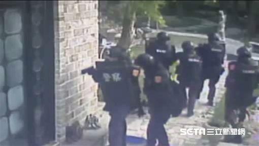 小潘潘、江欽良住家被攻堅/資料照