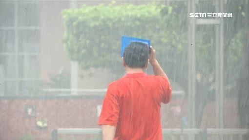 -梅雨-降雨-下雨-大雨特報-豪雨-氣象-
