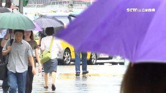 雨彈狂炸整周 「這天」陽光有望露臉