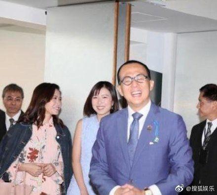 李澤楷、郭嘉文(翻攝自微博)