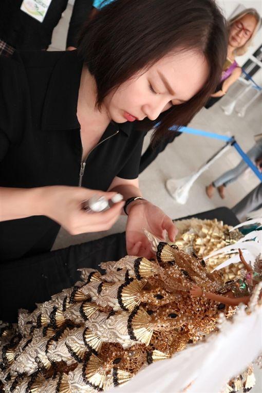 國際美容美髮大賽 台選手葉璨綿奪雙料冠亞軍