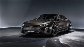 ▲Audi e-tron GT concept。(圖/Audi提供)