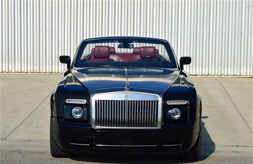 ▲Rolls-Royce Phantom Drophead Coupe(圖/翻攝網路)
