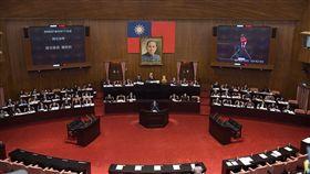 立法院。(圖/翻攝自維基百科)