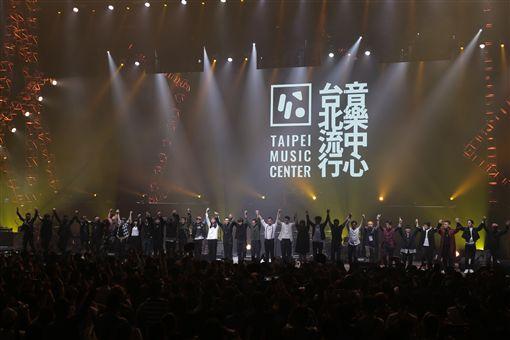 臺北流行音樂中心表演廳(行銷公關提供)