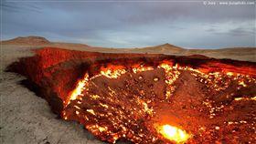 土庫曼火坑