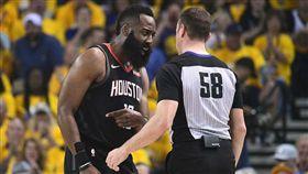 NBA/哈登籲:給我公平競爭的機會 NBA,季後賽,休士頓火箭,James Harden,金州勇士,Draymond Green 翻攝自推特