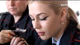 文 俄最美女兵1700