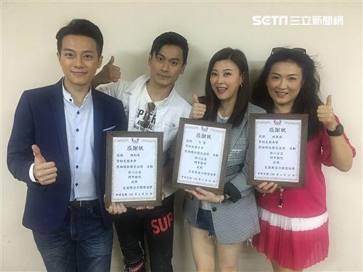 姚黛瑋、黃瑄、陳彥廷與林則希 圖/民視提供