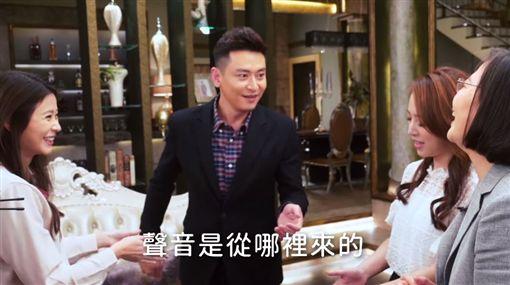 蔡英文探班炮仔聲/翻攝自YouTube