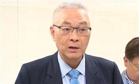 ▲吳敦義30日出席「突破困境,迎接挑戰」重振台灣競爭力會議