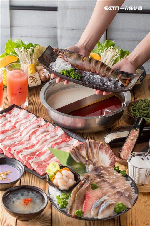 身分證,王品,聚 北海道昆布鍋,巨無霸海虎蝦,手臂蝦