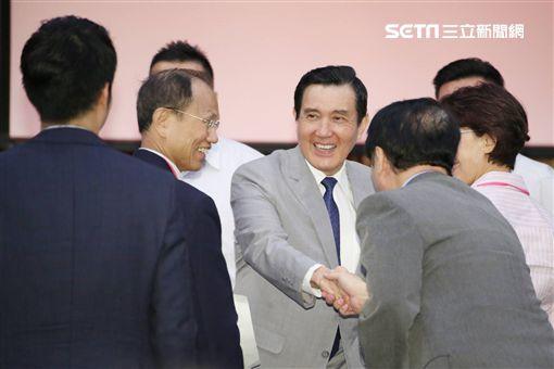 ▲前總統馬英九(圖/記者林士傑攝影)
