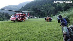 南安瀑布,台灣黑熊保育協會,黃美秀,林務局,黑鷹直升機,安南小熊