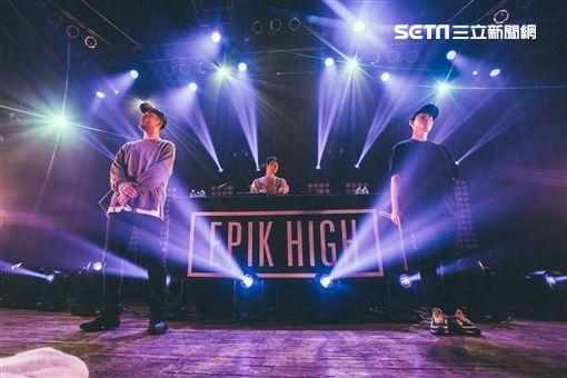EPIK HIGH宣布6月來台開唱。(圖/亞士傳媒提供)