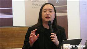 政務委員唐鳳。(圖/記者盧素梅攝)