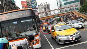 新北市,板橋,娃娃車,行車糾紛,爆料公社