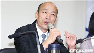韓若選總統 名嘴預測:他不會辭市長