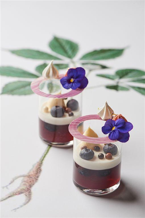 五月,養生,飲食,台北美福大飯店,高麗蔘,甜點,蔘紅下午茶,正官庄