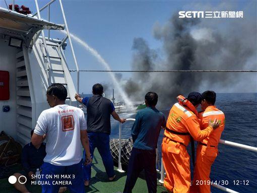 東噢,宜蘭,火燒船,船員,漁工,印尼