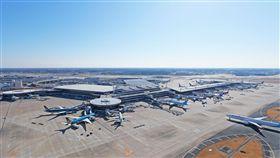 日本成田機場 圖翻攝自成田国際空港WEBサイト