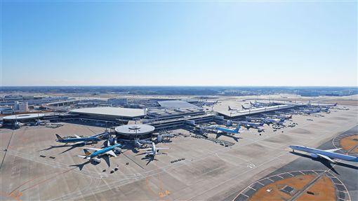 日本成田機場圖翻攝自成田国際空港WEBサイト