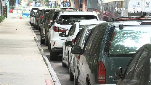 106萬車搶13萬車格 中市獎助蓋停車場