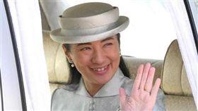 日本皇后雅子。(圖/翻攝自推特)