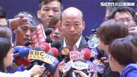 韓國瑜,世新大學演講