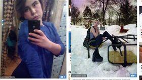 俄國,少女,自拍