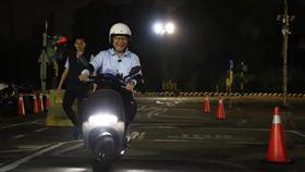 林佳龍,交通部長,駕照,機車,/翻攝自林佳龍臉書