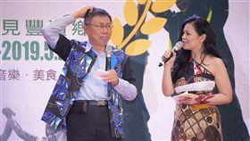 柯文哲 圖/台北市政府提供