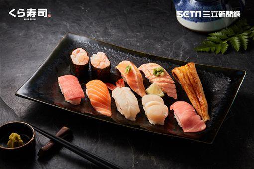 海壽司,開魚秀,青甘,藏壽司,母親節